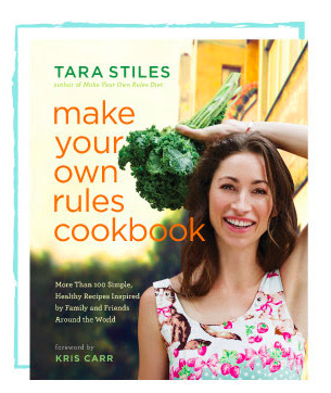 Make Your Own Rules Cookbook cover